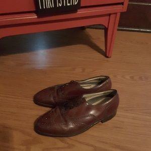 Florsheim Imperial dress shoes brown size 8.5